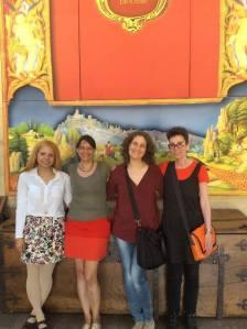 Alexandra Rieger,Jasmin Sinha,Carolina Blavia,Alexandra Kirschner