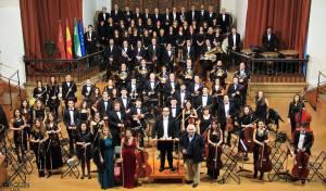 Orquesta Provincial de jaén. Concierto Khromaticón. Samuel Pascoe.