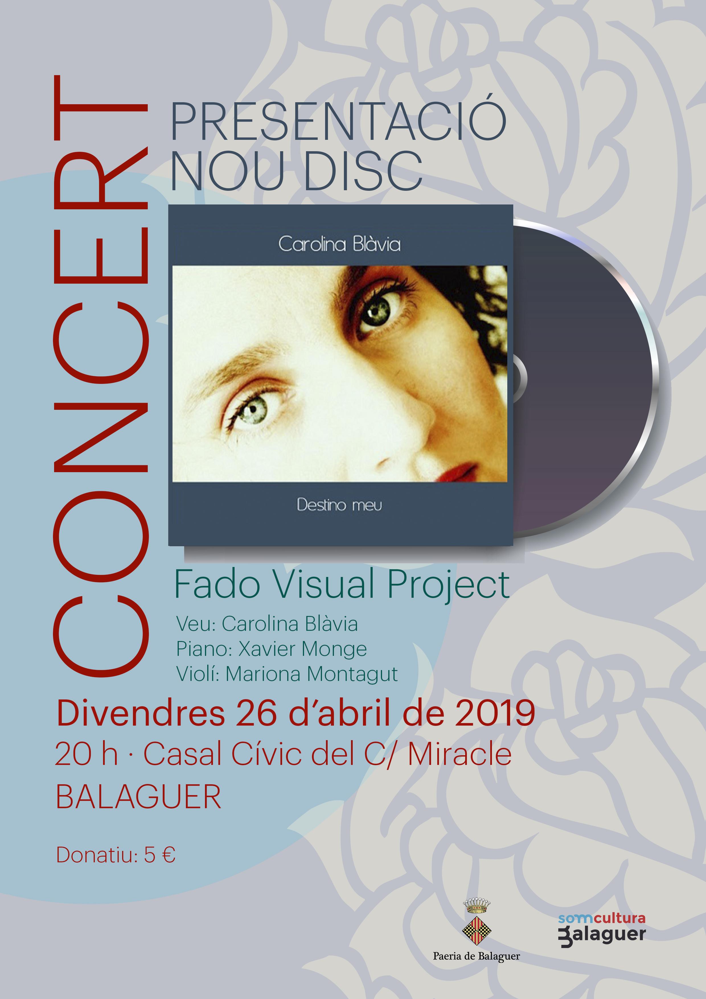 concert Carolina Blàvia 26 4 19